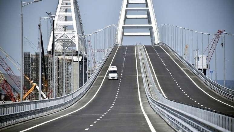 Крымский мост стал для Владимира Путина символом победы