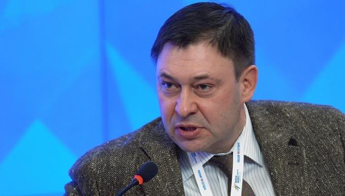 Руководителя РИА Новости Украина Вышинского этапируют в Херсон