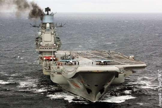 Как можно улучшить единственный российский авианосец Адмирал Кузнецов?