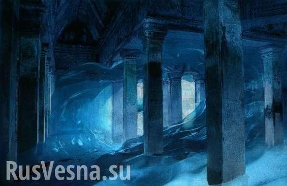 Вледниках Гренландии учёные обнаружили следы древних цивилизаций | Русская весна