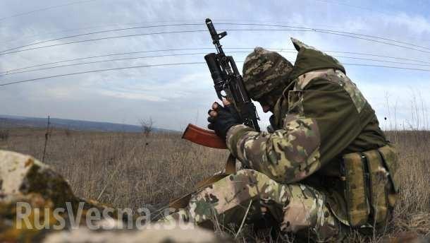 Каратели ВСУ: «Пытались прорваться вГорловку, сепары насотсекли иустраивают кошмар»