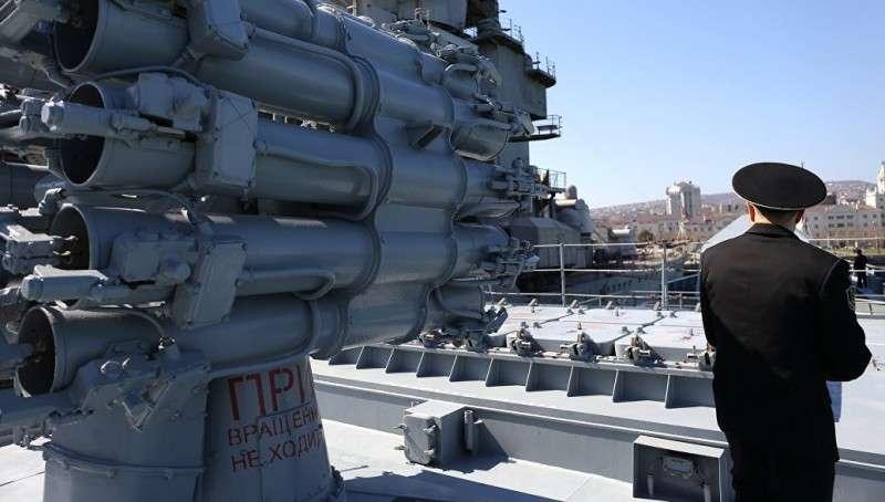 Российские корабли с ракетами «Калибр» будут постоянно находится в Средиземном море