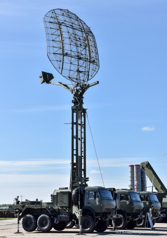 Врадиотехнический полк ЮВО поступила новая РЛС «Каста-2»