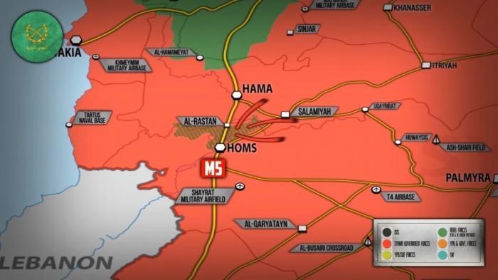 Сирия. Наёмники США сдают позиции, в Астане проходят переговоры