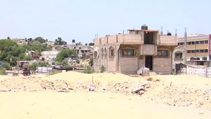 Террористический Израиль нанес авиаудар по сектору Газа
