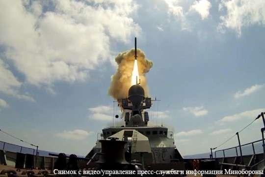 Зачем России нужны ракеты Калибр в Средиземном море?