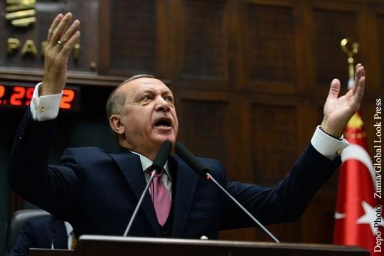 Реджеп Эрдоган констатировал неспособность ООН ответить на «израильскую тиранию»