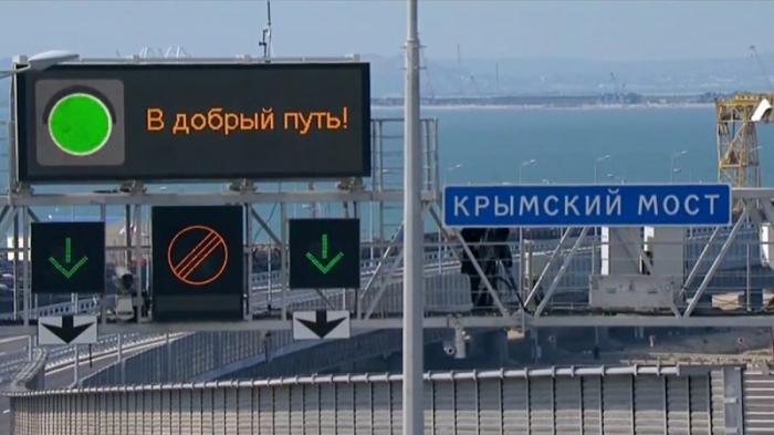 Немцы про Крымский мост: «Одолжите нам русских строителей»