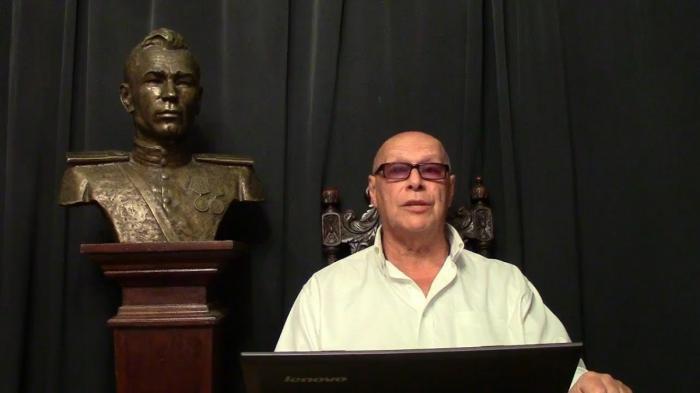 «Вызываю огонь на себя!» Обращение Эдуарда Ходоса к русскому генералу Леониду Ивашову