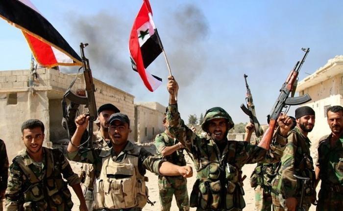 Сирийская армия при поддержке России уничтожила 65000 наёмников США и более 800 главарей