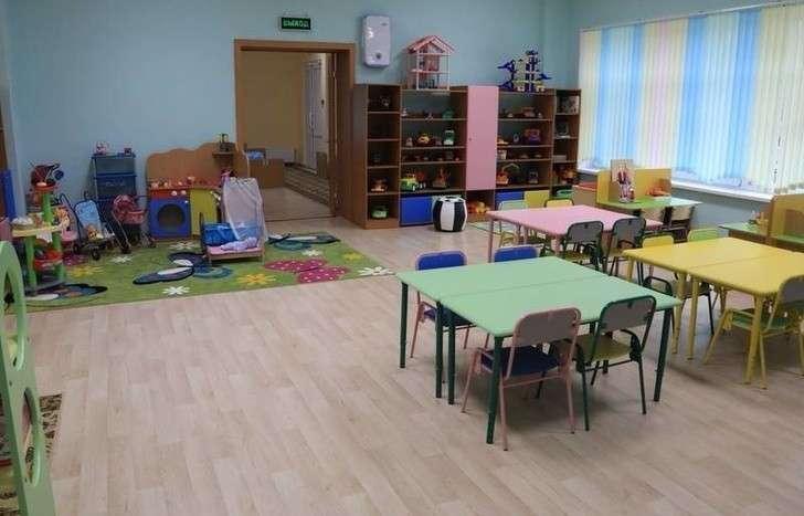 Новый детский сад сбассейном открыт наКурильских островах