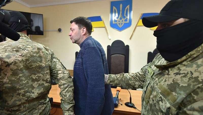 МИД России потребовал от киевской хунты немедленно освободить Кирилла Вышинского