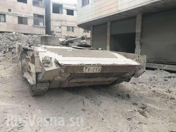 Сирия, лагерь Ярмук: ВКС России, правительственная армия ведут жестокие бои с ИГИЛ | Русская весна