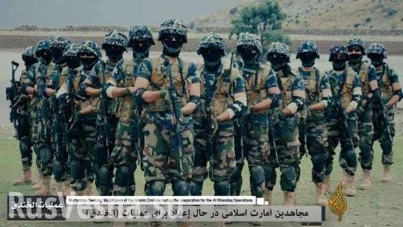 Афганистан: ИГИЛ и Талибы наступают, армия бежит, полицейские увольняются | Русская весна