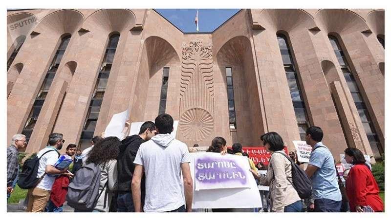 Азербайджан. Майдан свергает мэра столицы. И не только его