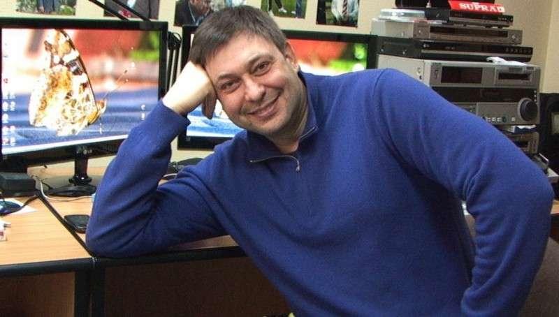 Журналисты по всему миру осудили СБУ-Гестапо за задержание Вышинского