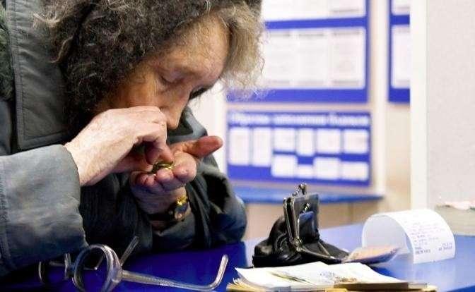 Уровень жизни в России падает, а власти рапортуют, что бедных стало меньше