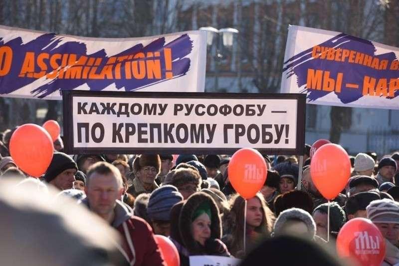 Денацификация незалежной. Кто должен вешать русофобов?