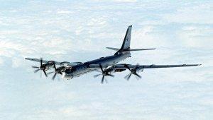 ВВС РФ действовали по плану учений при полётах у побережья Аляски
