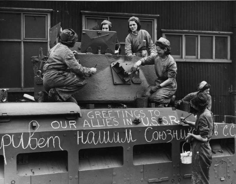 Фальсификация либерастами истории Второй Мировой Войны. Ленд-лиз против ленд-лиза