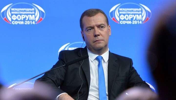 Дмитрий Медведев: европейские компании не смогут вернуться в Россию