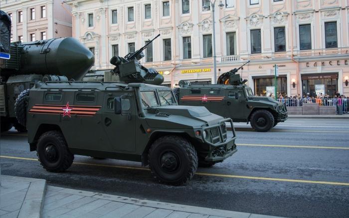 ВДВ России получили 40 машин «Тигр» сбоевыми модулями «Арбалет»