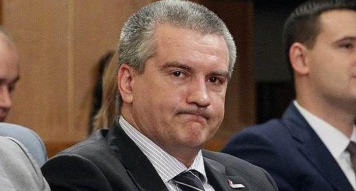 Сергей Аксёнов нашёл у себя в подчинении целую банду воров с Украины