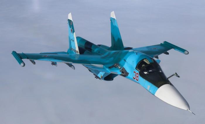 Новый китайский самолёт-невидимка прекрасно видится на радаре российского Су-30