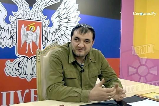 Днр. Комбат Мамай погиб на самом опасном участке фронта