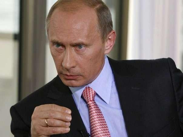 Похоже, Владимир Путин сделал выбор