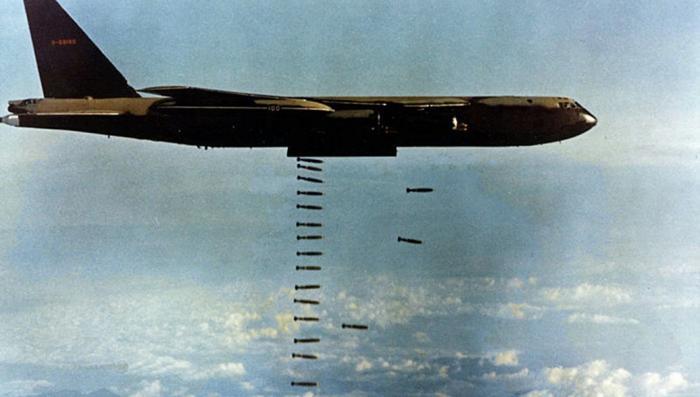 Самые страшные массированные бомбардировки паразитического Запада в ХХ веке