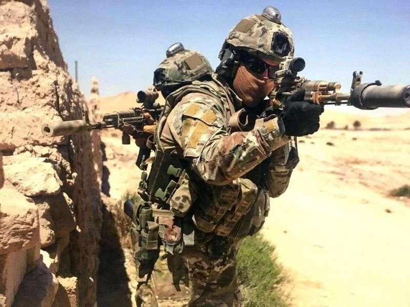 Сирийские войска начали применять тактику советского спецназа ГРУ