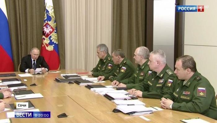 Владимир Путин раскрыл планы по использованию новейшего российского супероружия