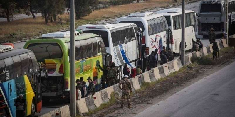Американские наёмники готовы сдать Ярмук сирийской армии