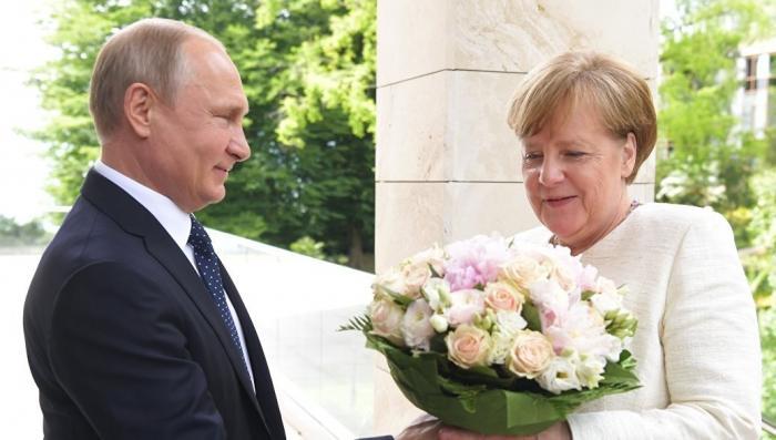 Германские СМИ: Владимир Путин хозяин мировой политической арены