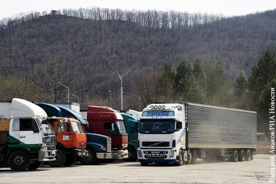 Китайские грузовики получили свободу передвижения по России. Благо или вред?