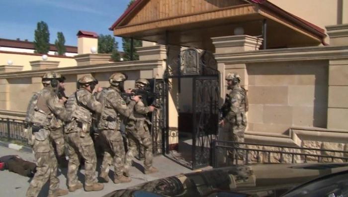 Атака на церковь в Чечне: боевики дождались, когда прихожане соберутся на службу
