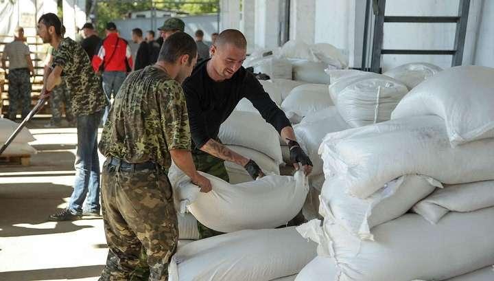 Украинские силовики устроили химатаку в Донецке