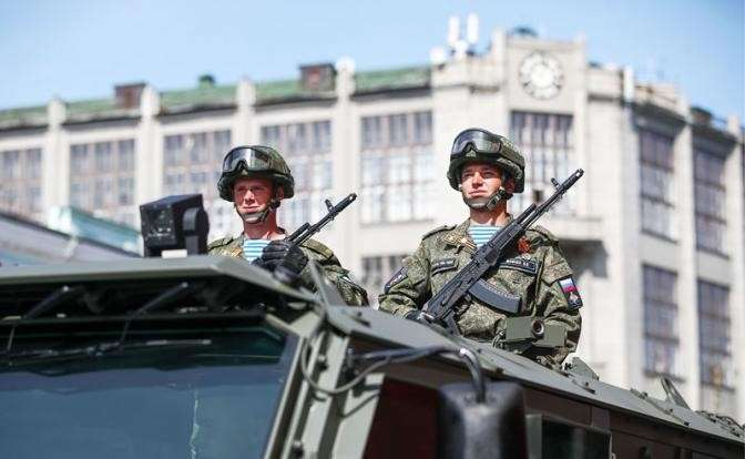 До дикого Запада начинает доходить: на русских лучше не нарываться