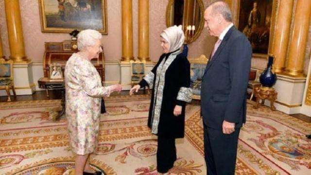 Зачем королеве Англии президент Турции? Неожиданный визит Эрдогана
