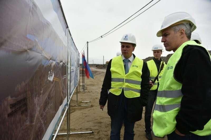 Сейчас строится в России. Пост номер 18. Две новые ГЭС в Карелии гэс, карелия, фотрепортаж