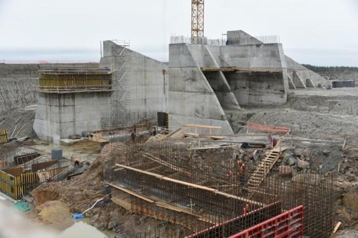 Сейчас строится в России: Две новые ГЭС в Карелии