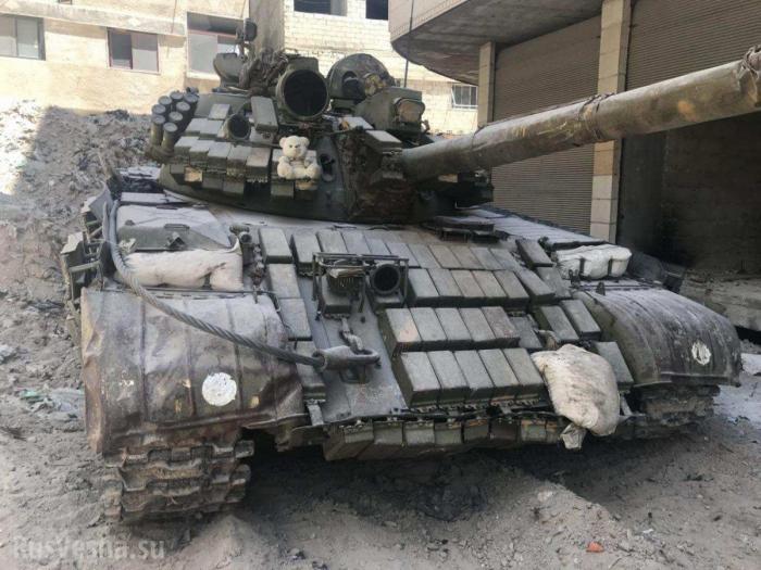 Котёл лагеря Ярмук: ВКС России, танки, артиллерия и спецназ в жестоких боях с ИГИЛ
