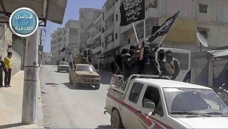 Сирия, Хомс: найдены склады наёмников США с оружием из стран НАТО