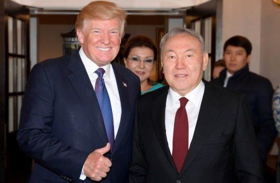 Назарбаев и Трамп. Асимметричный ответ Владимира Путина