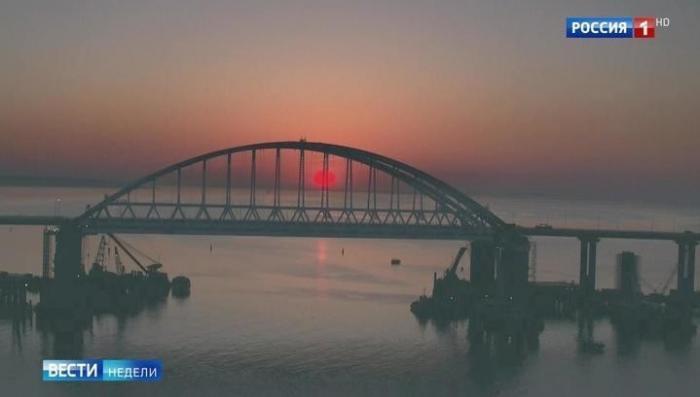 Тест Крымского моста: Владимира Путина было не остановить