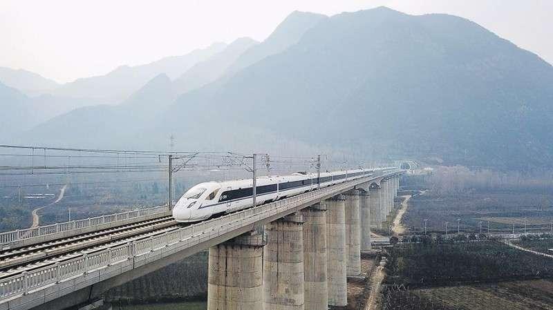 В Китае Владимир Путин проедет на высокоскоростном поезде перед саммитом