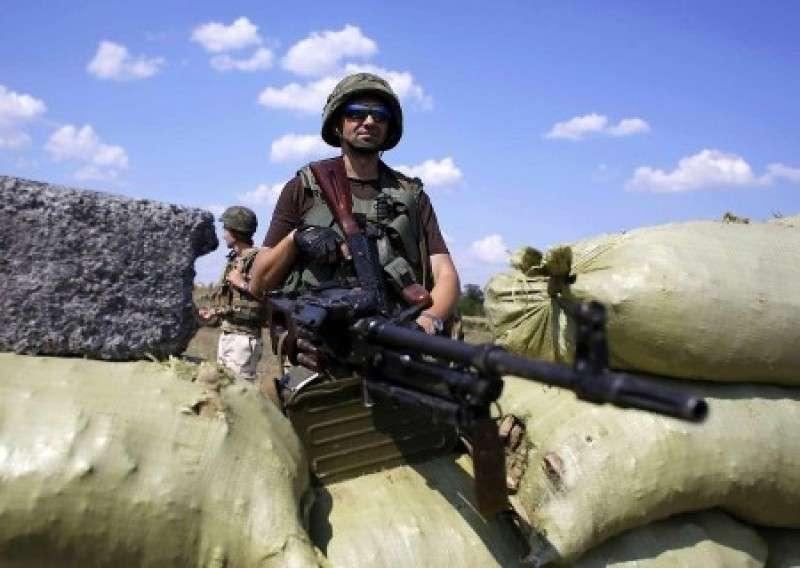 Киевская хунта планирует масштабное наступление на Донбасс в июне