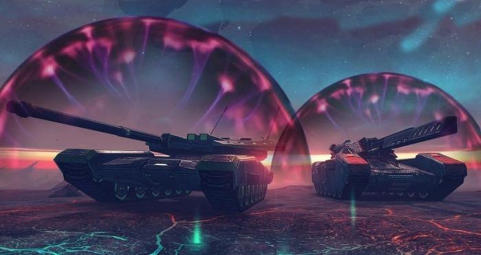 Российские танки будут бить током. При 30 тысячах градусов цель испарится