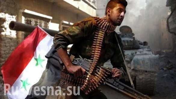 Лагерь Ярмук взят! ВКС России и армия Сирии освободили все районы | Русская весна